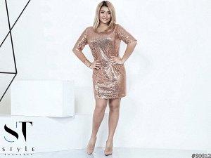 Платье 30012