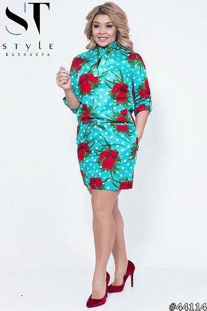 Платье 44114