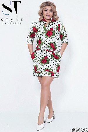 Платье 44113
