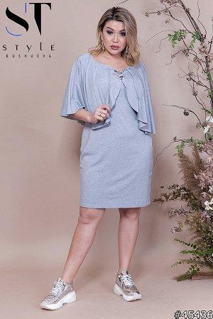 Платье 45436