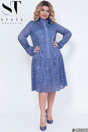 Платье двойка 43803