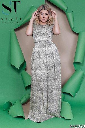 Платье 45323