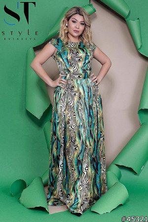 Платье 45321