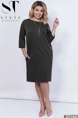 Платье 43578