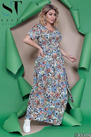 Платье 45316