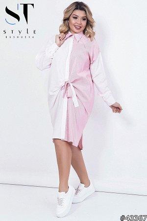Платье-рубашка 43367