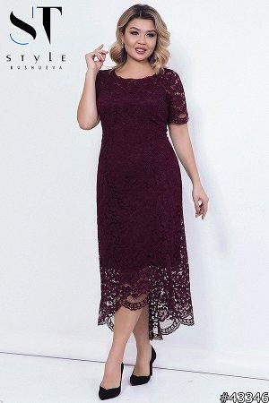 Платье 43346