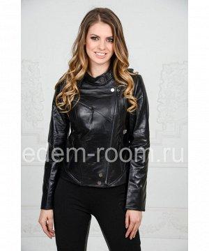 Кожаная куртка - косухаАртикул: S-16100-CH