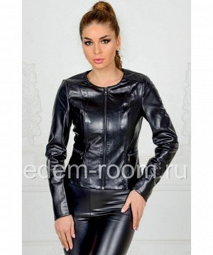 Кожаная курткаАртикул: M-033-CH