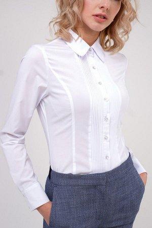 Блузка длинный рукав.