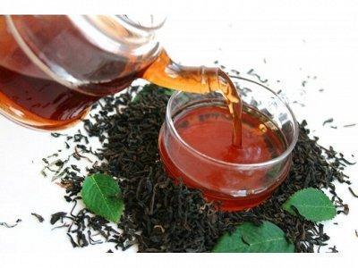 Красивая выпечка. Вкусный чай и кофе. Новогодние картинки. — Пу-эр арома — Чай