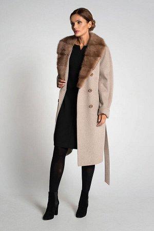 Пальто Gotti 175/4м бежевый