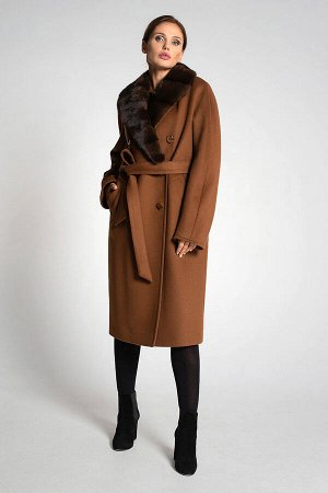 Пальто Gotti 175/3м рыжий