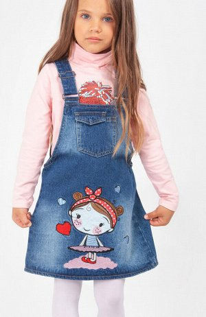 Платье для девочек 110