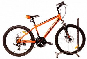 "VIVA Team MTB 24"" (B) FS 18SP RA-25-114 (желтый)"