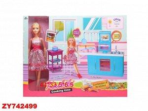 Кукла в наборе ZY742499  BLD132 (1/24)