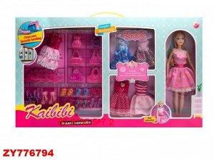 Кукла в наборе ZY776794  BLD163 (1/24)