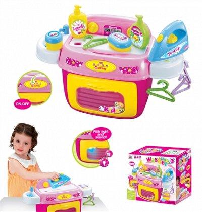 ЗелКрок-617.  Велосипеды, игрушки, куклы, пупсы   — Наборы хозяйки — Игровые наборы
