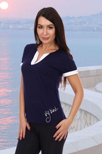 Натали™ - Самая популярная коллекция домашней одежды НОВИНКИ — Футболки, майки