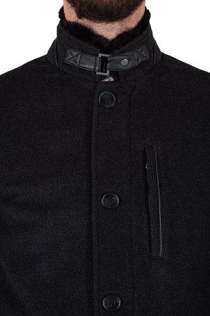 Пальто Сезон:демисезонные Посадка:полуприталенная Модель:М12 Цвет:серый Фактура:узор Комплектация:пальто, вешалка Состав:шерсть-75%, вискоза-15%, полиэстер-10%