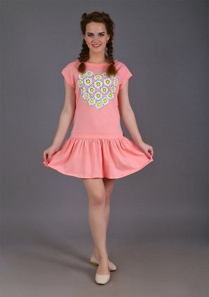 Платье Виола (ромашка)