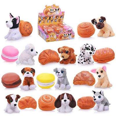 🎄ЛЮБИМЫЕ ИГРУШКИ новые распродажи к праздникам :О) — Sweet pups — Мягкие игрушки