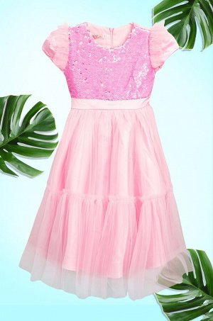 Irish.ko, Нарядное платье для девочки Irish.ko