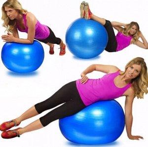 Упражнение ✓ Данное упражнение - классические отжимания от пола, но с использованием гимнастического шара. ✓ Ноги кладем на инвентарь, выпрямляем. Руками упираемся об пол. ✓ Никаких прогибов в пояснич