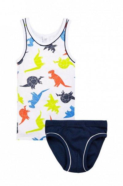 Happy яркая, стильная, модная, недорогая одежда 7 — Мальчикам. Нижнее бельё. Комплекты — Комплекты