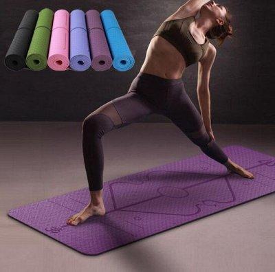 Fitness Life! Акция - Щетка Для Сухого Массажа 299 руб!!! — Коврик для йоги и фитнеса — Спортивный инвентарь