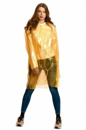 Плащ дождевик с рукавами и капюшоном, серия «Стандарт» (универсальный размер)