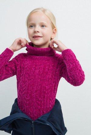 Яркий свитер для девочки