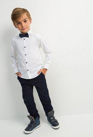 Сорочка верхняя детская для мальчиков Koray белый