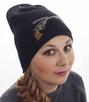 Тёплая женская шапка с флисом - универсальный фасон под любой тип лица. Осенне-зимний тренд, гармонирующий с пальто, куртками, пуховиками, дублёнками и меховыми жилетами №1658 ОСТАТКИ СЛАДКИ!!!!
