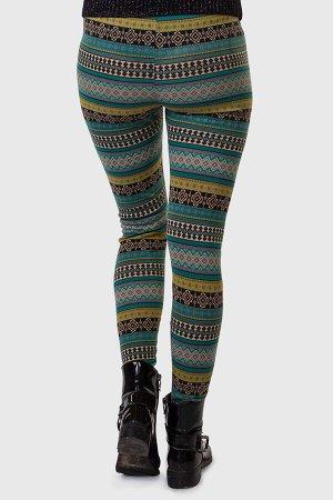 Крутые молодежные лосины LOBO. Идеальное облегание силуэта и никаких вытянутых коленок.
