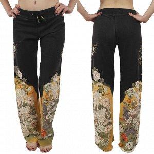 Свободные женские брюки Paparazzi  изящно обрисуют фигуру и привлекут внимание №Б413 ОСТАТКИ СЛАДКИ!!!!