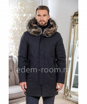 Мужская куртка из водонепроницаемой тканиАртикул: C-1811-2-80-CH-EN