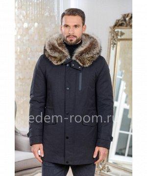 Тканевая зимняя курткаАртикул: C-1815-2-80-CH-EN