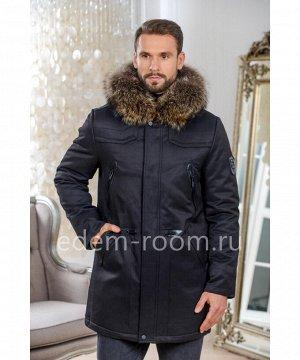 Мужская куртка - зима 2019/20Артикул: R-818-2-80-CH-EN