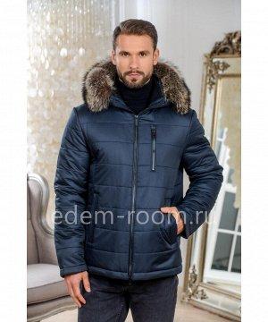 Куртка с мехам на капюшонеАртикул: R-898-2-70-SN-EN