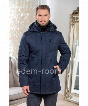 Синяя куртка для зимыАртикул: C-19002-2-75-SN