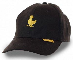 Тёмная бейсболка с ярким логотипом Zaxby's. Дёшево и стильно! №375 ОСТАТКИ СЛАДКИ!!!!
