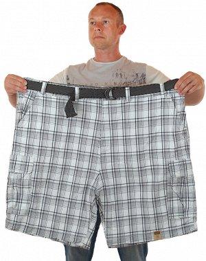 Мужские шорты баталы в клетку (Foundry, США) – по ТАКОЙ ЦЕНЕ у вас еще останутся деньги на крутую футболку! №141 ОСТАТКИ СЛАДКИ!!!!