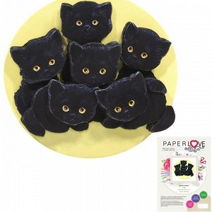 Набор ДТ Папертоль Букет котят 10 х 10,5 см P0102