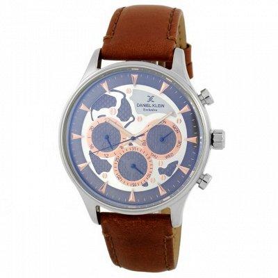 Часы, часы, часы ⌚ — Часы DANIEL KLEIN — Часы