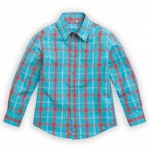BWCJ3113 сорочка верхняя для мальчиков