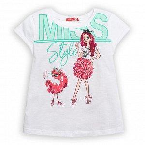 """GFT3110/2 джемпер (модель """"футболка"""") для девочек"""