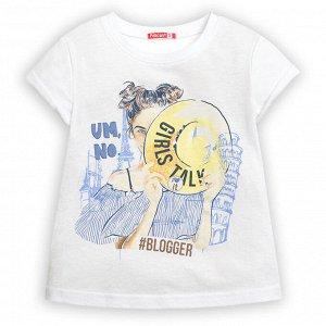 """GFT3111/3 джемпер (модель """"футболка"""") для девочек"""