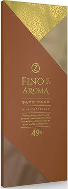 «OZera», молочный шоколад Sambirano, 90г