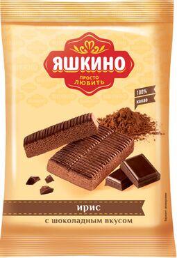 «Яшкино», ирис с шоколадным вкусом, 140 г